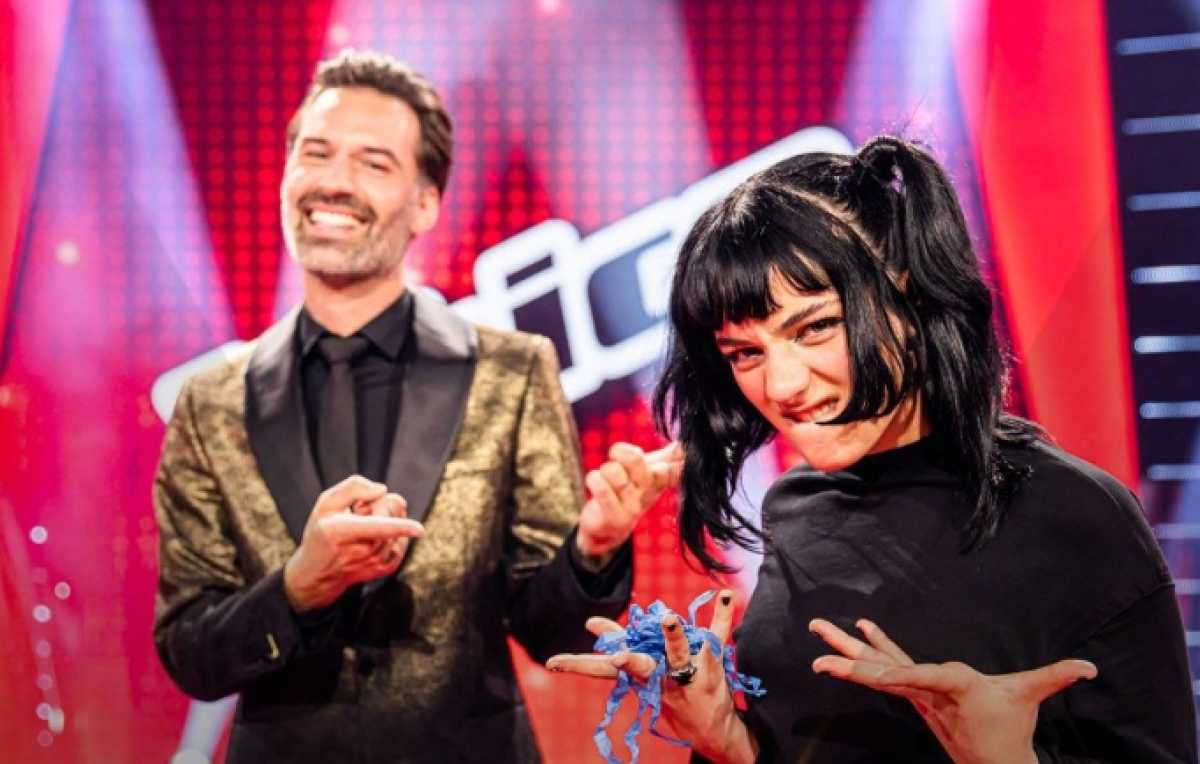 Gala won het VTM-programma 'The Voice Kids'