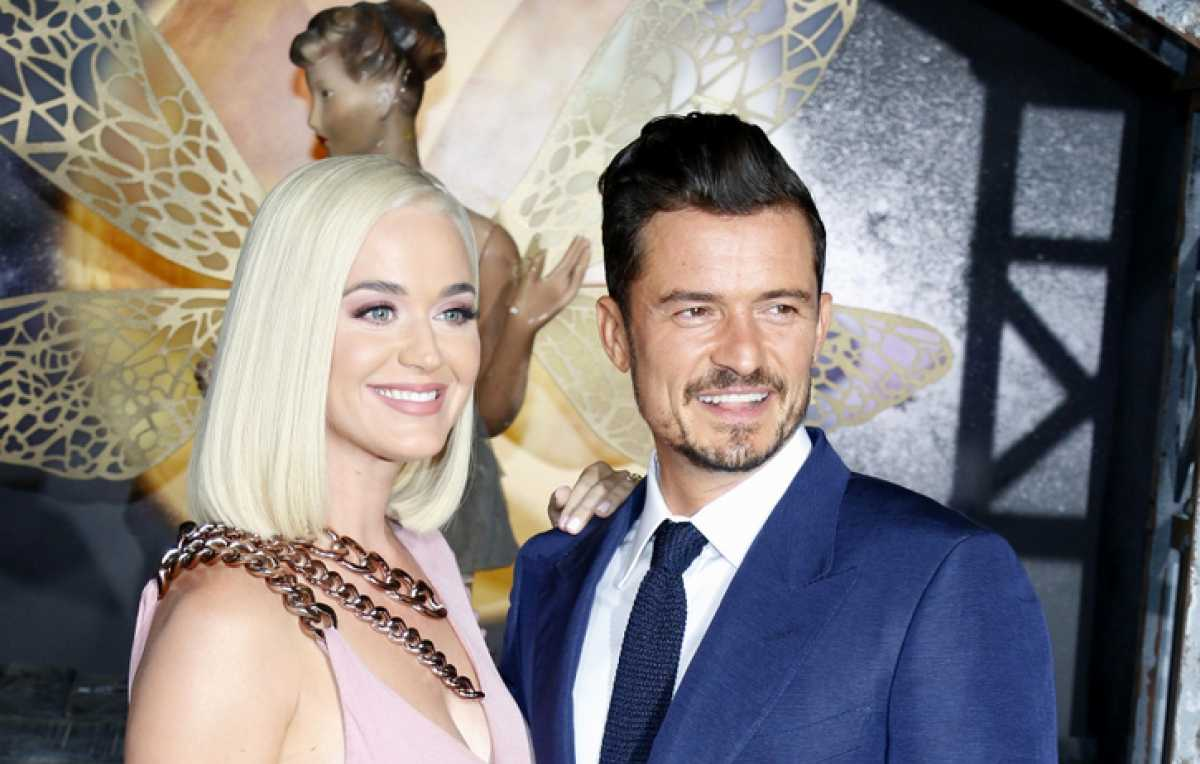 nl Katy Perry en Orlando Bloom