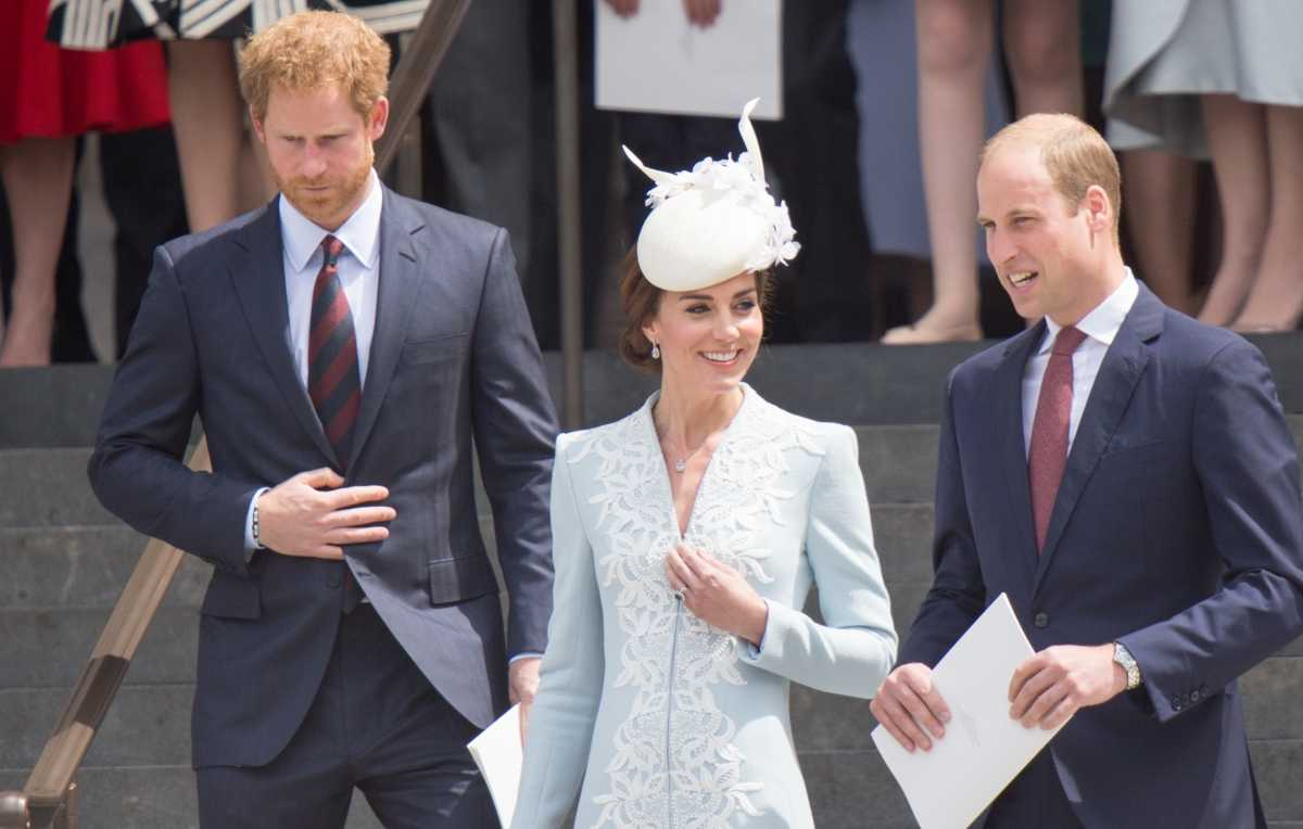 prins harry - Kate Middleton - prins William