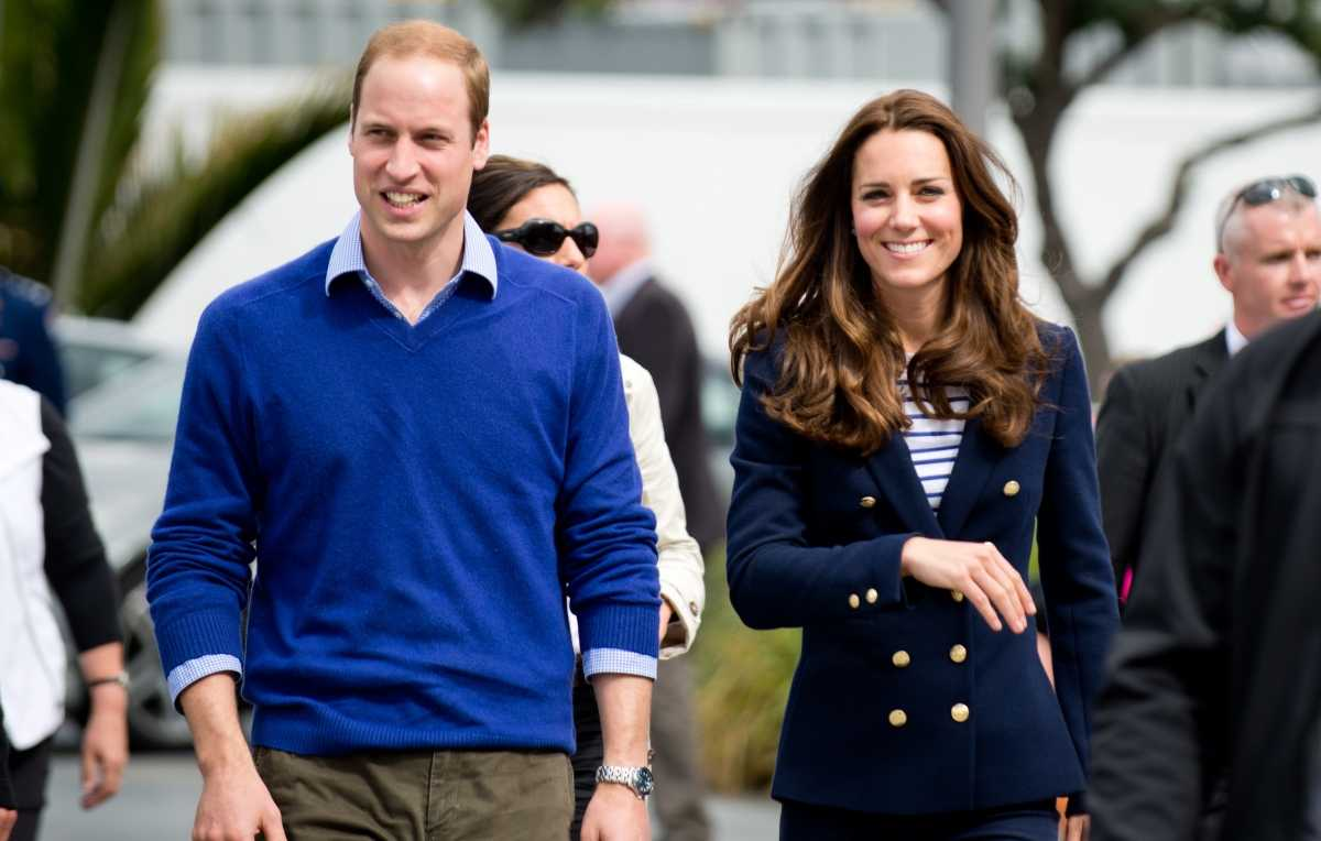 prins William - Kate Middleton